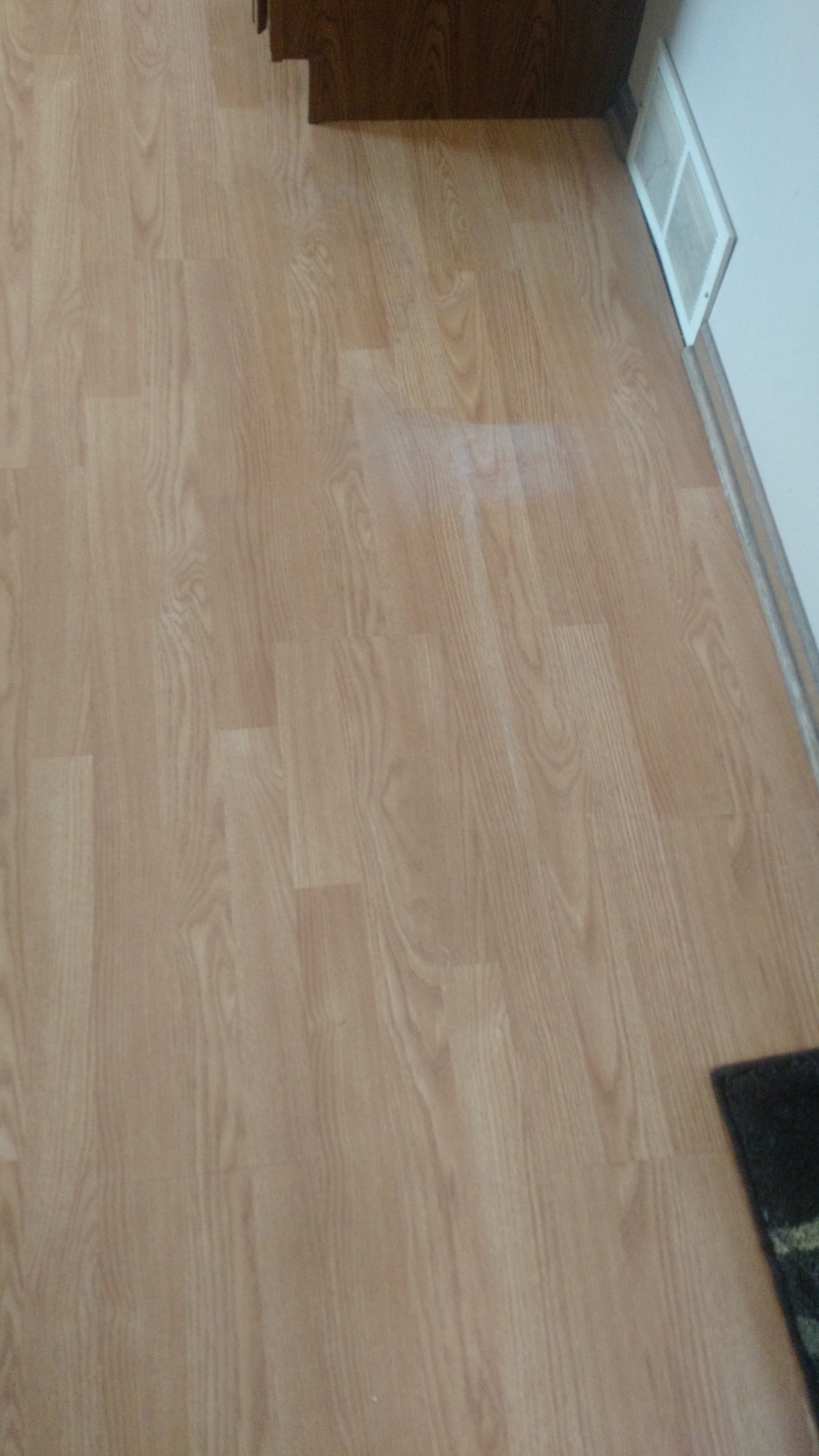 Hardwood floor deep cleaning rvr services for Laminate flooring services
